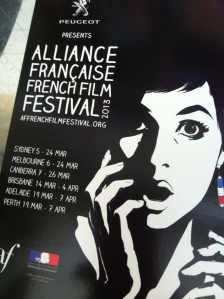 Alliance Francaise Film Festival!