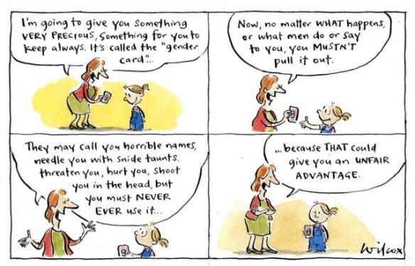 Cartoon by Cathy Wilcox SMH 14 Oct 2012