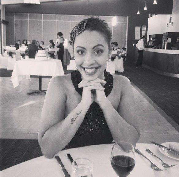 Rebecca Blurton - Friday feminaust